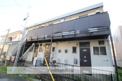 千葉県市川市、本八幡駅徒歩13分の築31年 2階建の賃貸アパート