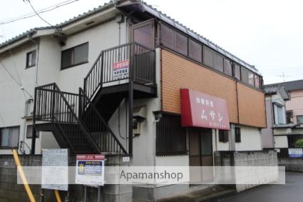 千葉県市川市、本八幡駅徒歩16分の築27年 2階建の賃貸アパート
