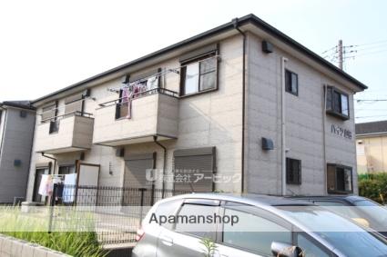 千葉県市川市、本八幡駅徒歩20分の築15年 2階建の賃貸アパート