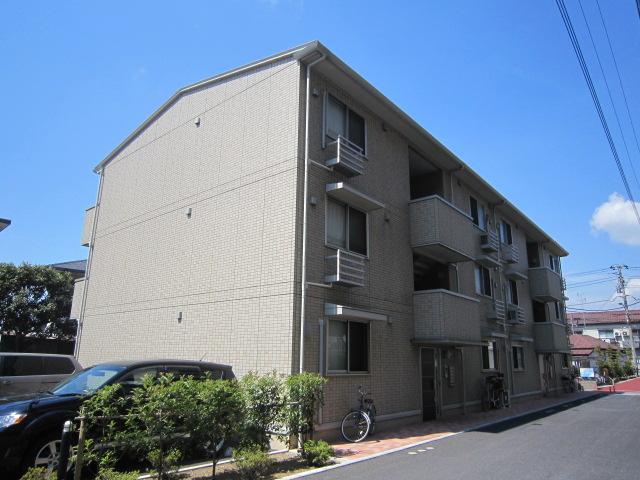 千葉県市川市、西船橋駅徒歩14分の築8年 3階建の賃貸マンション