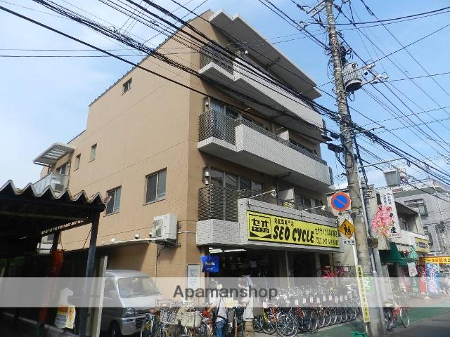 千葉県市川市、本八幡駅徒歩7分の築8年 4階建の賃貸マンション