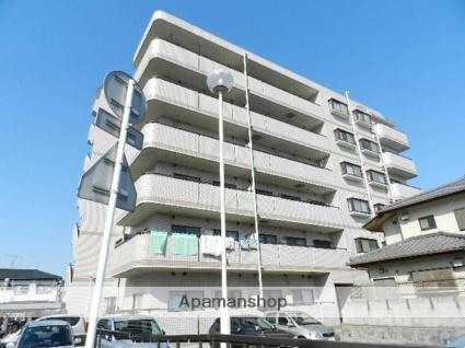 千葉県船橋市、下総中山駅徒歩6分の築25年 6階建の賃貸マンション