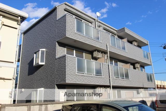 千葉県市川市、本八幡駅徒歩15分の築15年 3階建の賃貸マンション