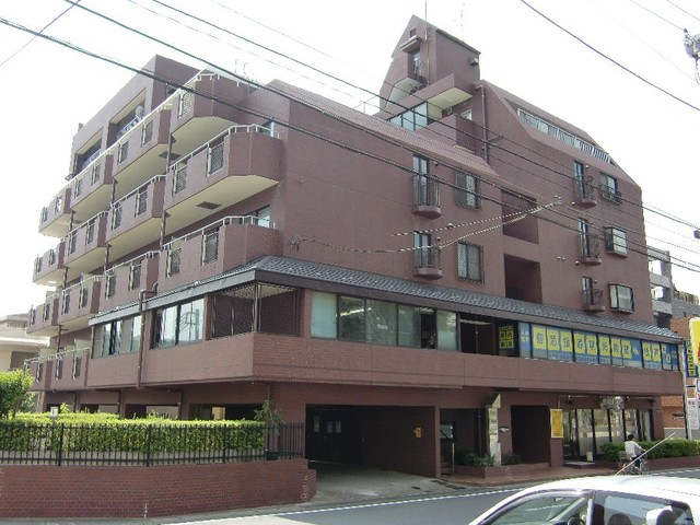 千葉県松戸市、松戸駅徒歩6分の築31年 6階建の賃貸マンション