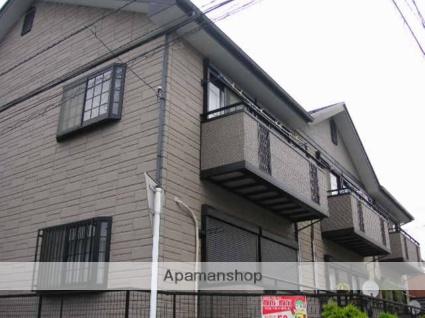千葉県市川市、妙典駅徒歩9分の築18年 2階建の賃貸アパート