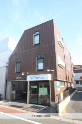 千葉県市川市、下総中山駅徒歩17分の築23年 3階建の賃貸マンション