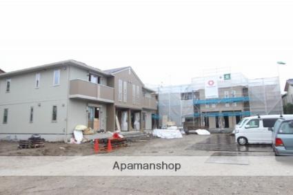 千葉県市川市、本八幡駅徒歩21分の築1年 2階建の賃貸アパート