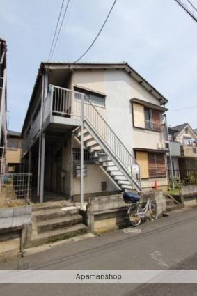 千葉県市川市、本八幡駅徒歩22分の築40年 2階建の賃貸アパート