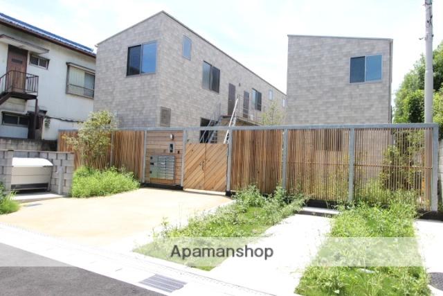 千葉県市川市、本八幡駅徒歩28分の築1年 3階建の賃貸アパート