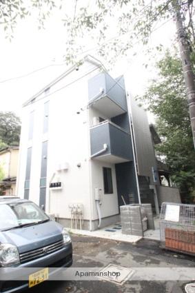 千葉県市川市、国府台駅徒歩18分の新築 3階建の賃貸アパート