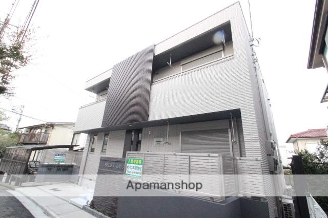千葉県市川市、市川駅徒歩8分の新築 2階建の賃貸マンション