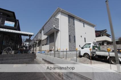 千葉県市川市、原木中山駅徒歩7分の築12年 2階建の賃貸アパート