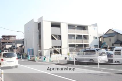 千葉県市川市、本八幡駅徒歩18分の新築 3階建の賃貸アパート