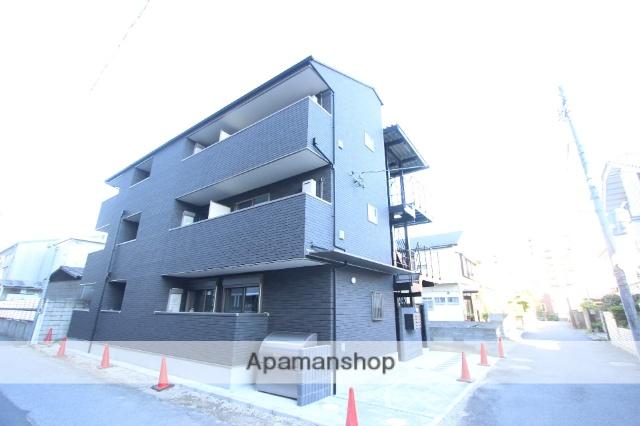 千葉県市川市、本八幡駅徒歩7分の新築 3階建の賃貸アパート