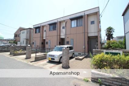 千葉県市川市、市川駅徒歩9分の築14年 2階建の賃貸アパート