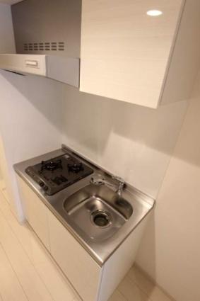 リブリ・ル・シェノン[1K/22.35m2]のキッチン