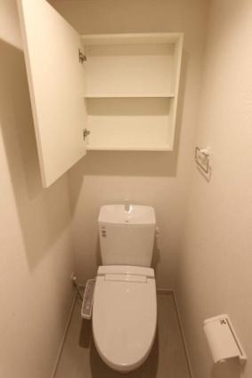 リブリ・ル・シェノン[1K/22.35m2]のトイレ