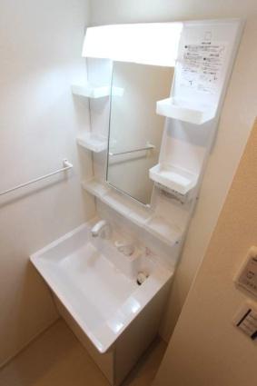 リブリ・ル・シェノン[1K/22.35m2]の洗面所