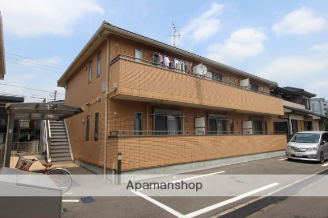 千葉県市川市、本八幡駅徒歩19分の築7年 2階建の賃貸アパート