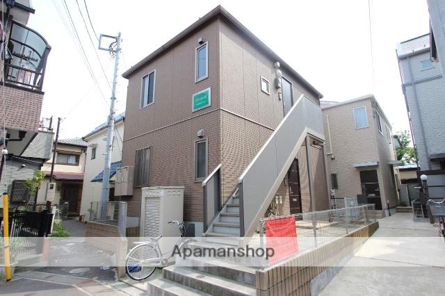 千葉県市川市、市川駅徒歩16分の築8年 2階建の賃貸アパート