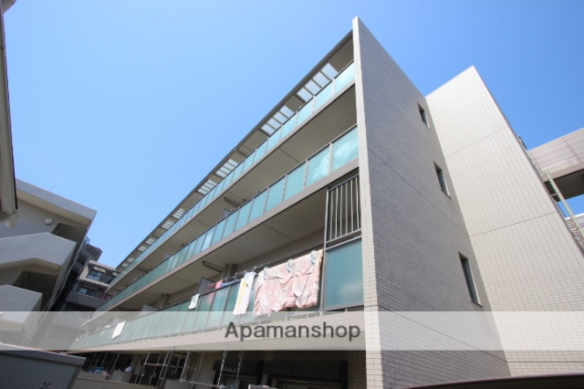 千葉県市川市、市川駅徒歩8分の築6年 4階建の賃貸マンション
