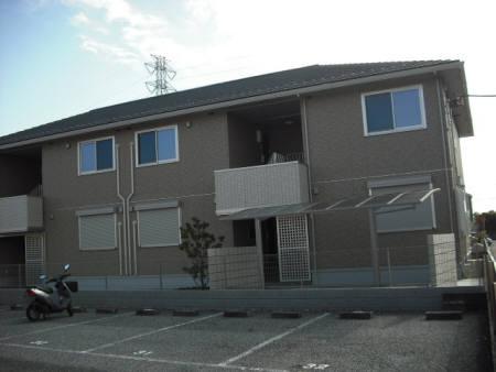 千葉県松戸市、松戸駅徒歩29分の築7年 2階建の賃貸アパート