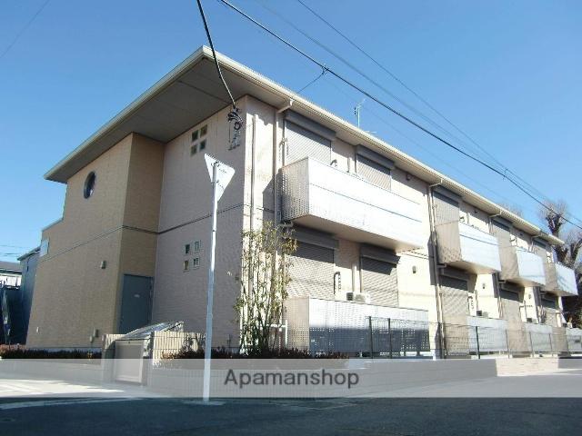 千葉県松戸市、市川駅バス20分矢切駅下車後徒歩3分の築6年 2階建の賃貸アパート