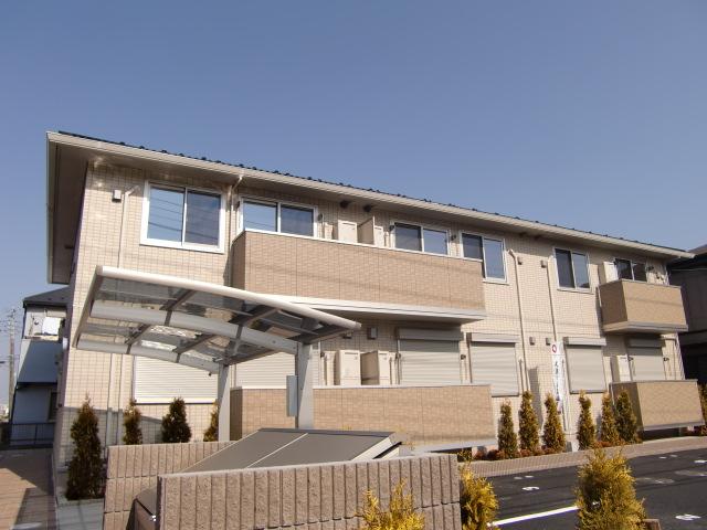 千葉県市川市、本八幡駅徒歩29分の築7年 2階建の賃貸アパート