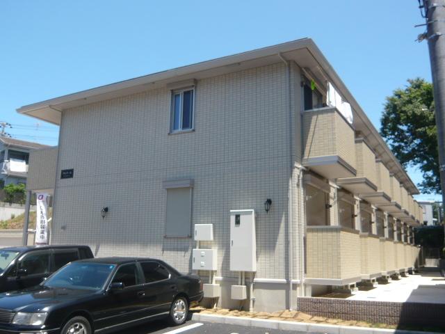 千葉県松戸市、松戸駅徒歩29分の築5年 2階建の賃貸アパート