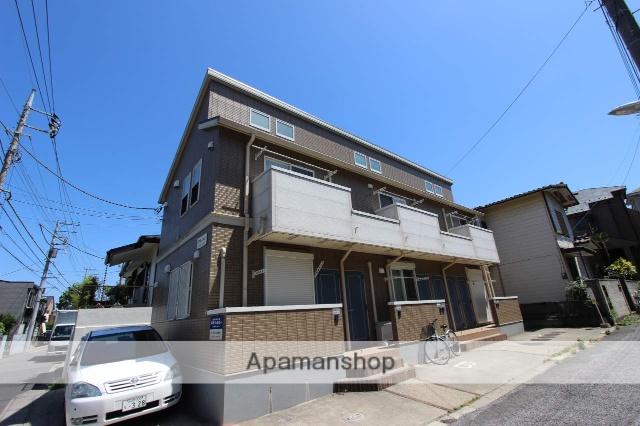 千葉県市川市、市川駅徒歩21分の築12年 2階建の賃貸アパート