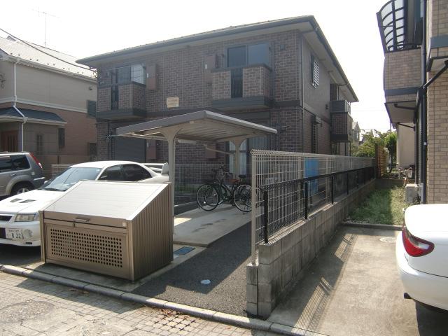 千葉県市川市、本八幡駅徒歩20分の築9年 2階建の賃貸アパート