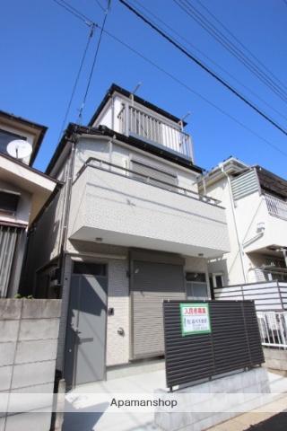 千葉県市川市、本八幡駅徒歩15分の築2年 3階建の賃貸アパート