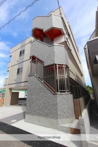 千葉県市川市、本八幡駅徒歩18分の築3年 4階建の賃貸マンション