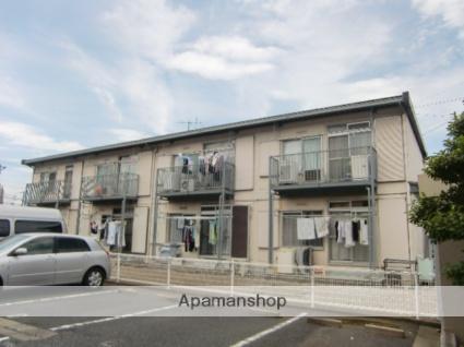 千葉県市川市、妙典駅徒歩10分の築37年 2階建の賃貸アパート
