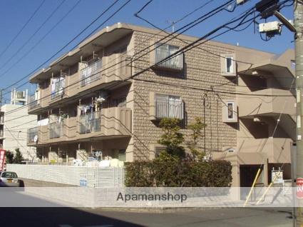 千葉県市川市、南行徳駅徒歩13分の築28年 3階建の賃貸マンション