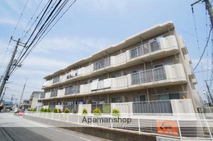千葉県市川市、妙典駅徒歩9分の築29年 3階建の賃貸マンション