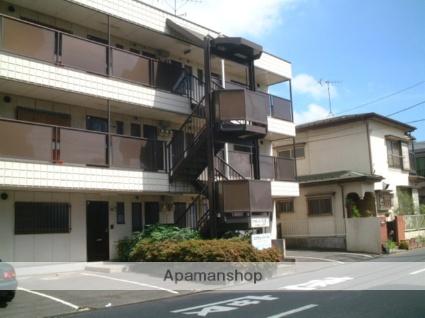 千葉県市川市、原木中山駅徒歩7分の築29年 3階建の賃貸マンション
