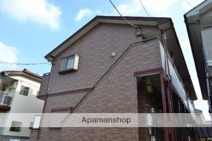 千葉県市川市、原木中山駅徒歩7分の築17年 2階建の賃貸アパート