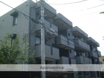 千葉県市川市、市川塩浜駅徒歩45分の築15年 3階建の賃貸アパート
