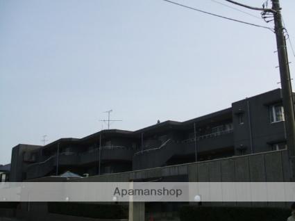 千葉県市川市、本八幡駅徒歩20分の築26年 3階建の賃貸マンション