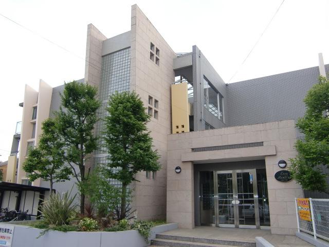 千葉県市川市、矢切駅徒歩7分の築17年 3階建の賃貸マンション