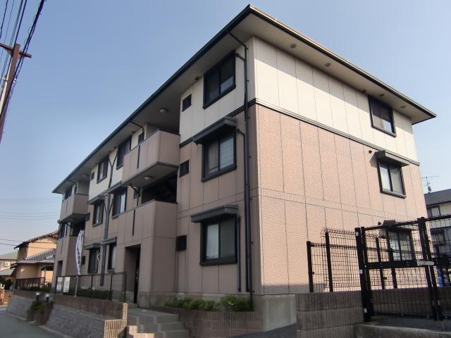千葉県市川市、矢切駅徒歩25分の築18年 3階建の賃貸アパート