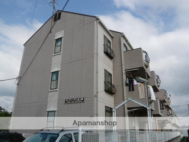 千葉県市川市、本八幡駅徒歩21分の築21年 3階建の賃貸マンション