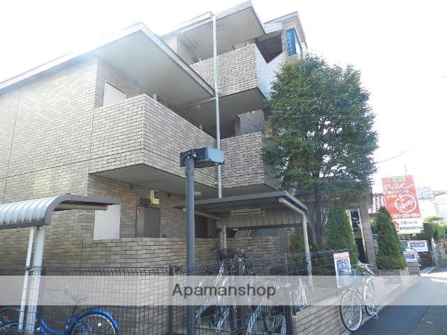 千葉県市川市、本八幡駅徒歩11分の築12年 4階建の賃貸マンション