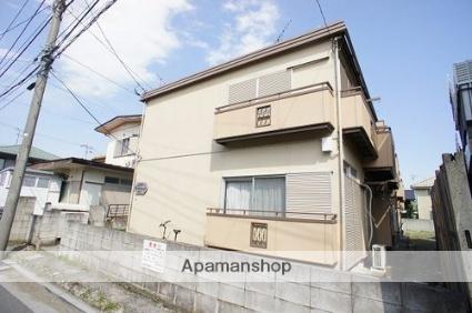 千葉県市川市、市川駅徒歩10分の築30年 2階建の賃貸アパート
