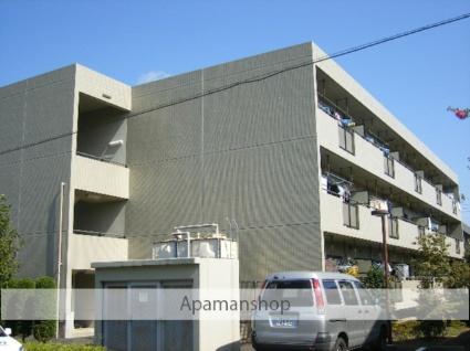 千葉県松戸市、松戸駅徒歩24分の築21年 3階建の賃貸マンション