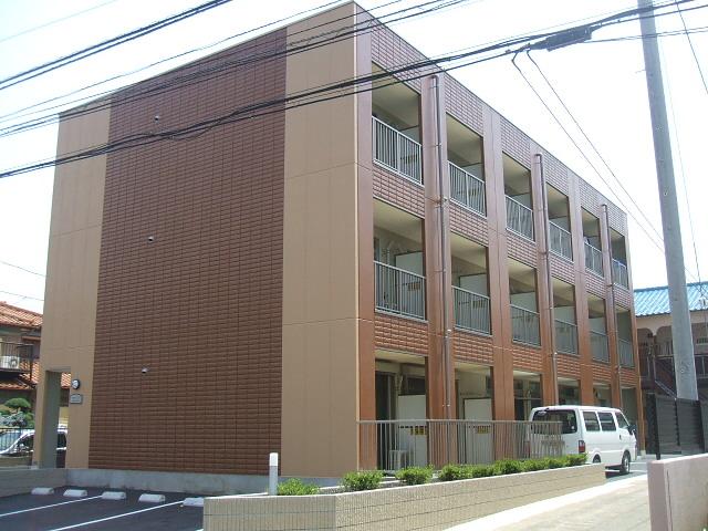千葉県市川市、本八幡駅徒歩12分の築9年 3階建の賃貸マンション