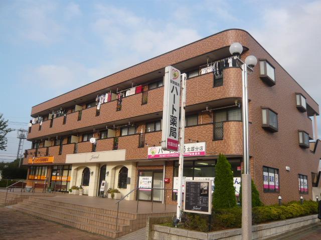 千葉県市川市、矢切駅徒歩27分の築17年 3階建の賃貸マンション