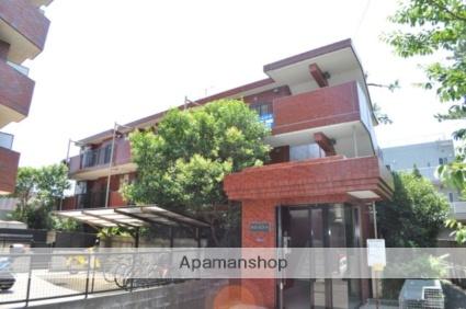 千葉県市川市、本八幡駅徒歩15分の築28年 3階建の賃貸マンション