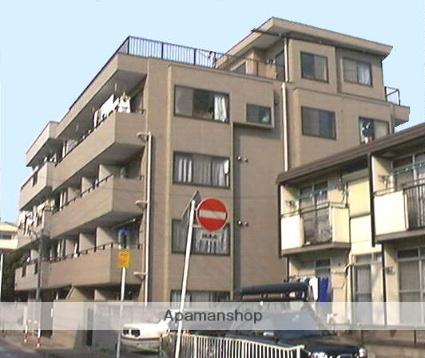 千葉県市川市、市川駅徒歩14分の築23年 4階建の賃貸マンション